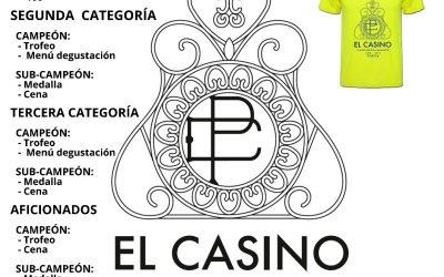 Gran ambiente en el torneo organizado por CASINO PRIMITIVO