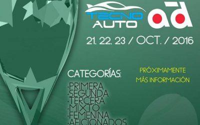 Inscripción abierta para el torneo de octubre TECNOAUTO – AD SIRO